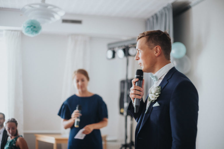 guide till toastmasters - bröllop